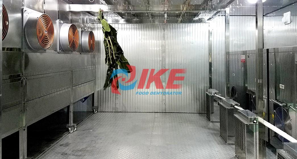 large dehydrator middle for vegetable IKE