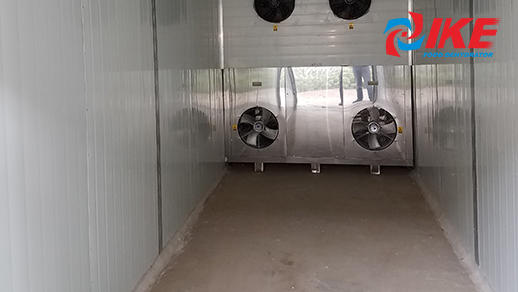 IKE WRH-500 Industrial Food Dryer Room