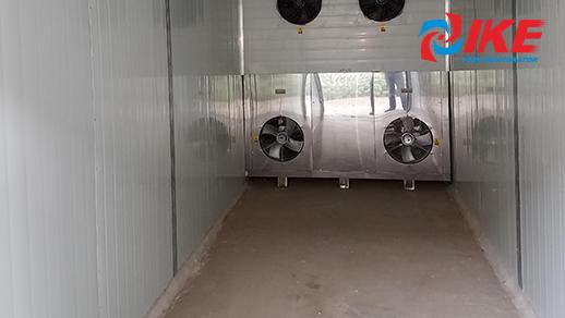 IKE WRH-500 Industrial Food Dryer Room