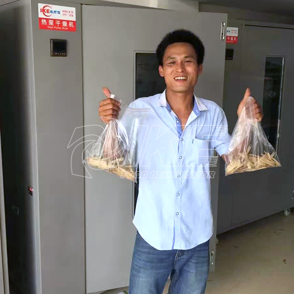 IKE-Sipunculus Nudus Dehydrator, Guangdong Ike Industrial Co,ltd