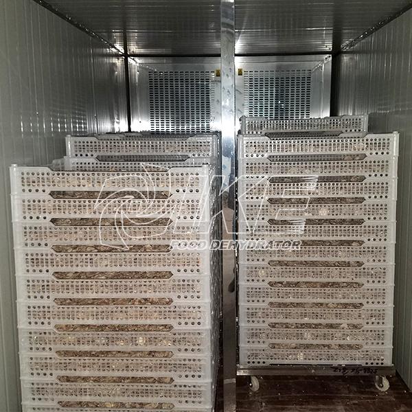 IKE-Kudzu Root Dehydrator