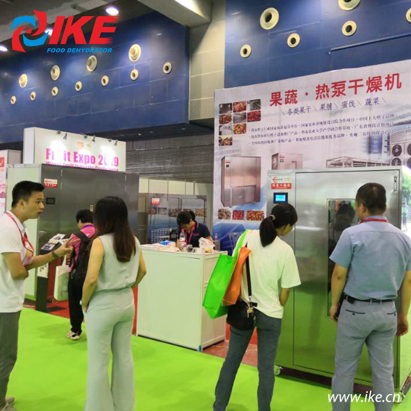 IKE-Ike Took Part Fruit Expo 2019 World Fruit Industry Conference, Guangdong