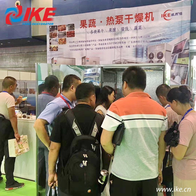 IKE-Ike Took Part Fruit Expo 2019 World Fruit Industry Conference, Guangdong-1
