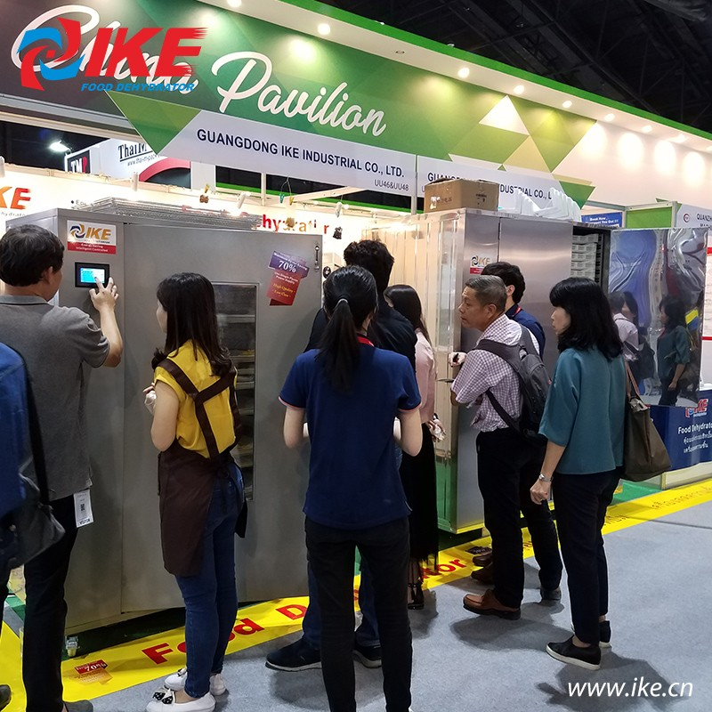 IKE-Ike Took Part In The Food Processing Machinery Exhibition In Thailand,