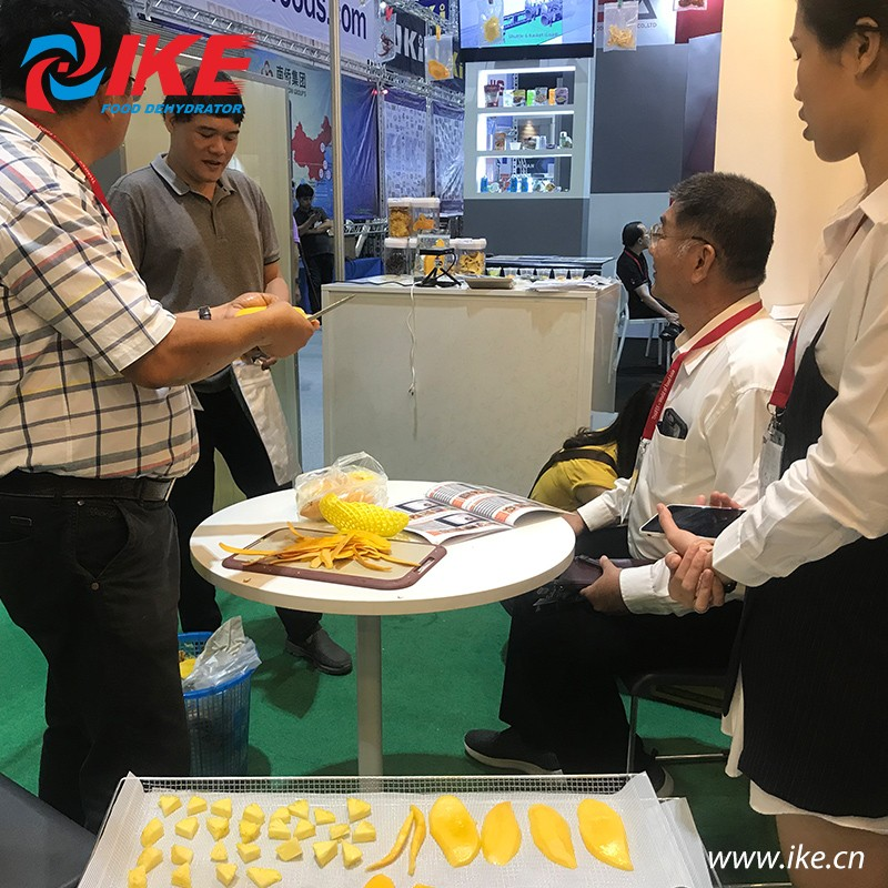 IKE-Ike Took Part In The Food Processing Machinery Exhibition In Thailand,-1