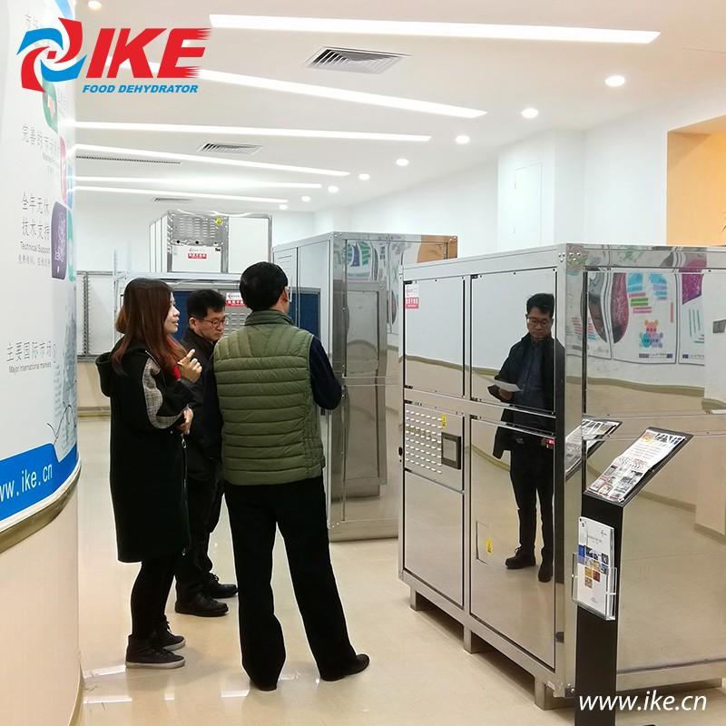 IKE-Electric Food Dehydrator-korean Customer Like Ike Food Drying Machines-1