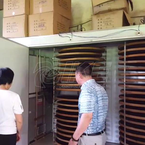 IKE-Tea Dehydrator, Guangdong Ike Industrial Co,ltd