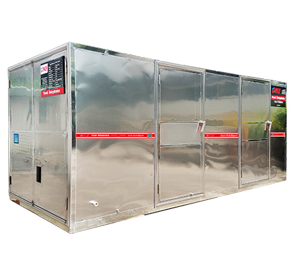 IKE-News About Hot-Sale Shrimp Drying Machine-6
