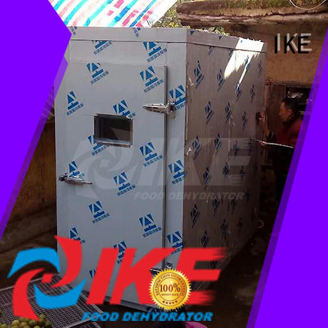 Quality IKE Brand professional food dehydrator low dryer