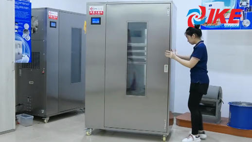 WRH-100 series medium-high temperature food dryer