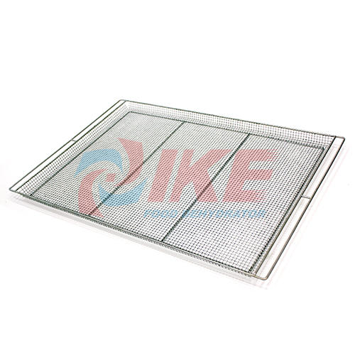 Bandeja de deshidratador de alimentos de malla de alambre de acero inoxidable 304 para secador