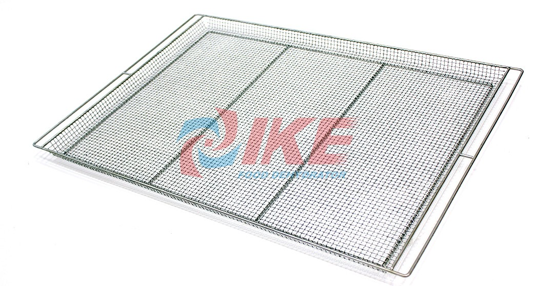 product-stainless steel 304 wire mesh food dehydrator tray for dryer-IKE-img