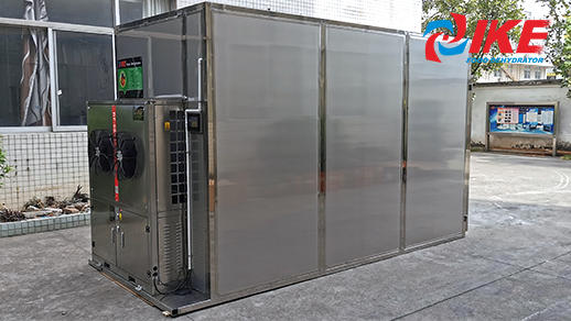 AIO-DF600 Serise Drying System