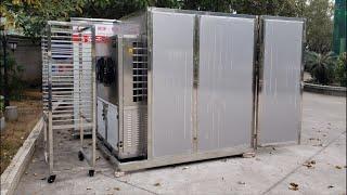 Livestream-IKE Super Size Cabinet Dryer AIO-DF