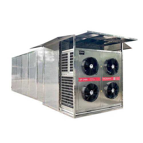 AIO-DF2400GW Customized Rainproof Extra Large Dehydration System