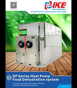 Sistema de deshidratación serie 03 DF - 2021 versión