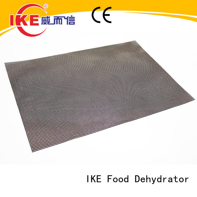 shelf heat dehydrator trays round IKE company