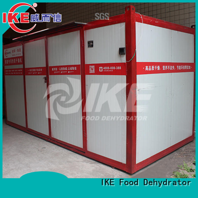 IKE low industrial food dehydrator machine low for vegetable