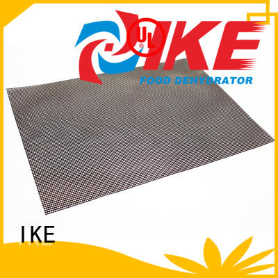 IKE Brand shelf round dehydrator net flat supplier