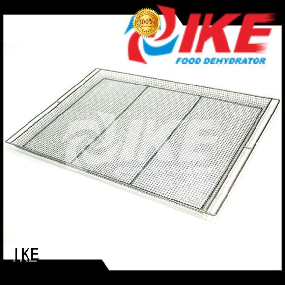 hole stainless steel shelf rack panel for vegetable IKE