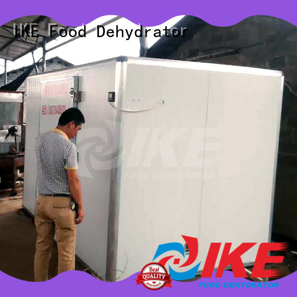 IKE low commercial dryer sale for vegetable