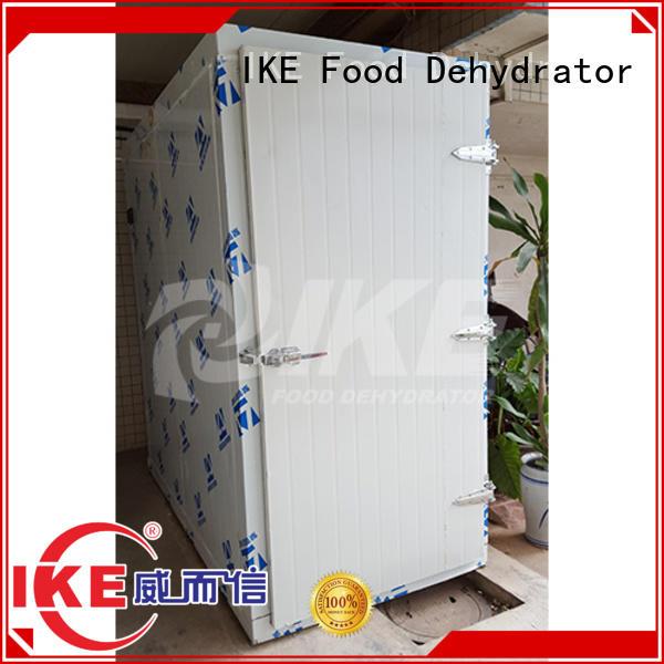 IKE Brand drying dehydrator machine dehydrator factory