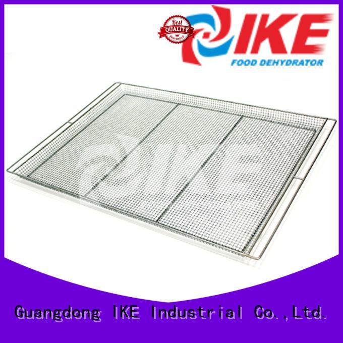 slot hole IKE Brand dehydrator net factory