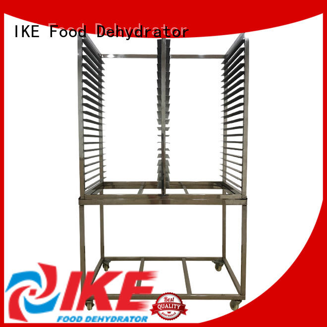 tray Custom panel retaining dehydrator trays IKE round