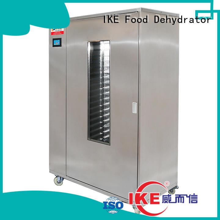 Hot flower dehydrate in oven meat IKE Brand