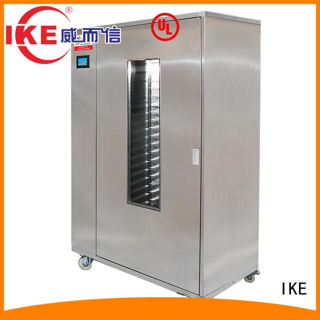 grade industrial food dehydrator machine for flower IKE