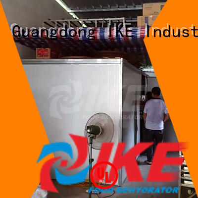 temperature middle dehydrator machine IKE Brand