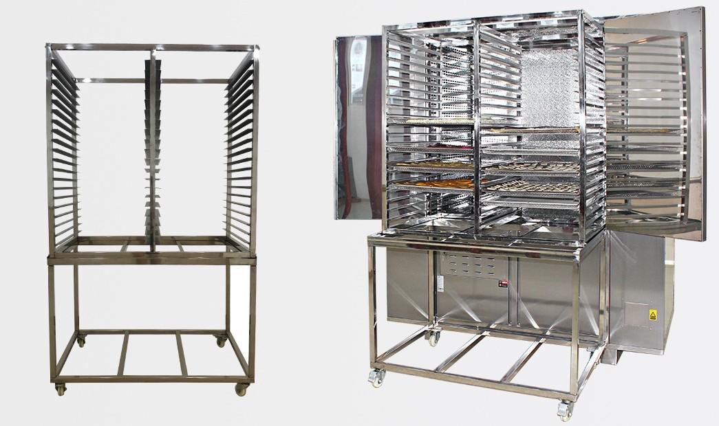 IKE-Best Drying Net Stainless Steel Rack For Food Dehydrator Wrh-300b 300gb