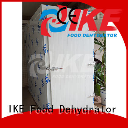IKE stainless large commercial dehydrator middle for dehydrating