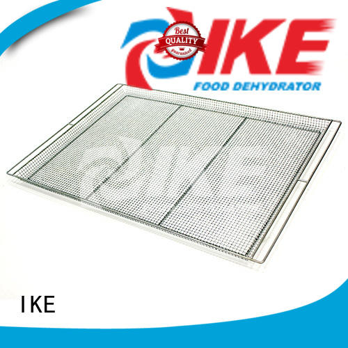 IKE screen stainless steel rack price tray for vegetable