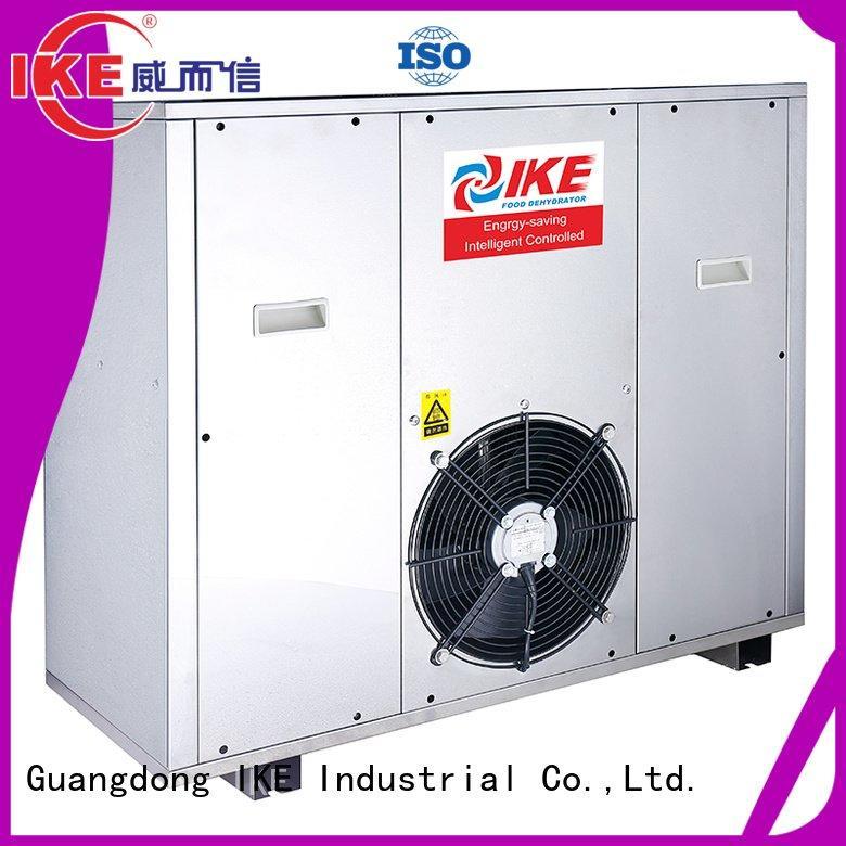 IKE professional food dehydrator drying fruit grade