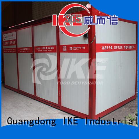 sale low dehydrator machine steel machine IKE company