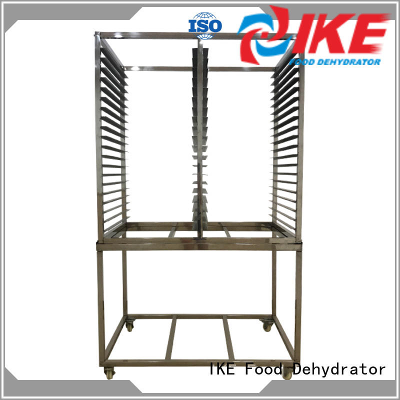 IKE food cheap plastic trays slot for fruit