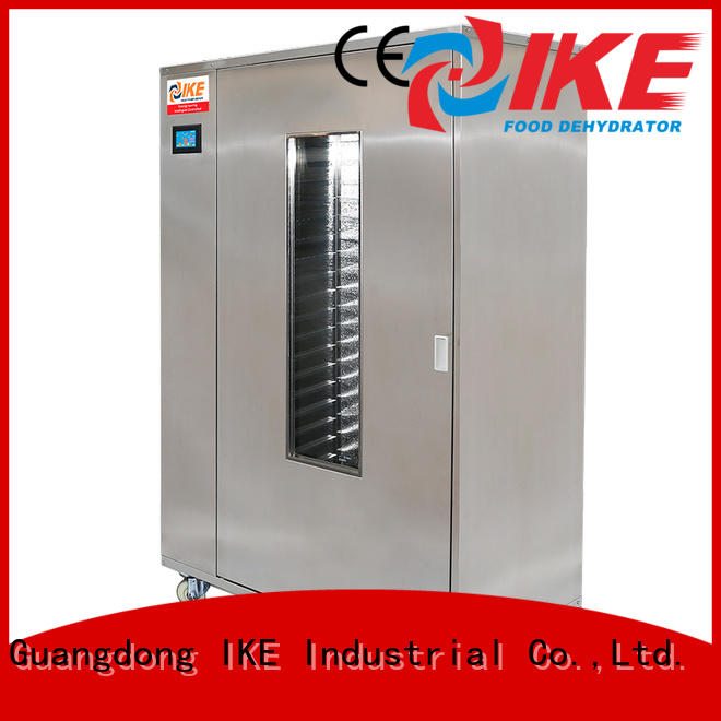IKE Brand fruit machine dehydrate in oven stainless supplier