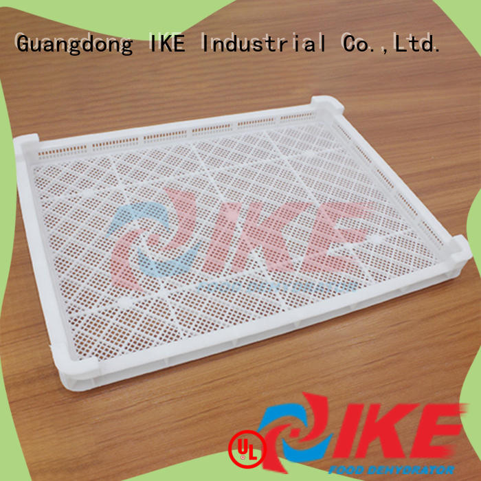 IKE steel shelving unit for fruit