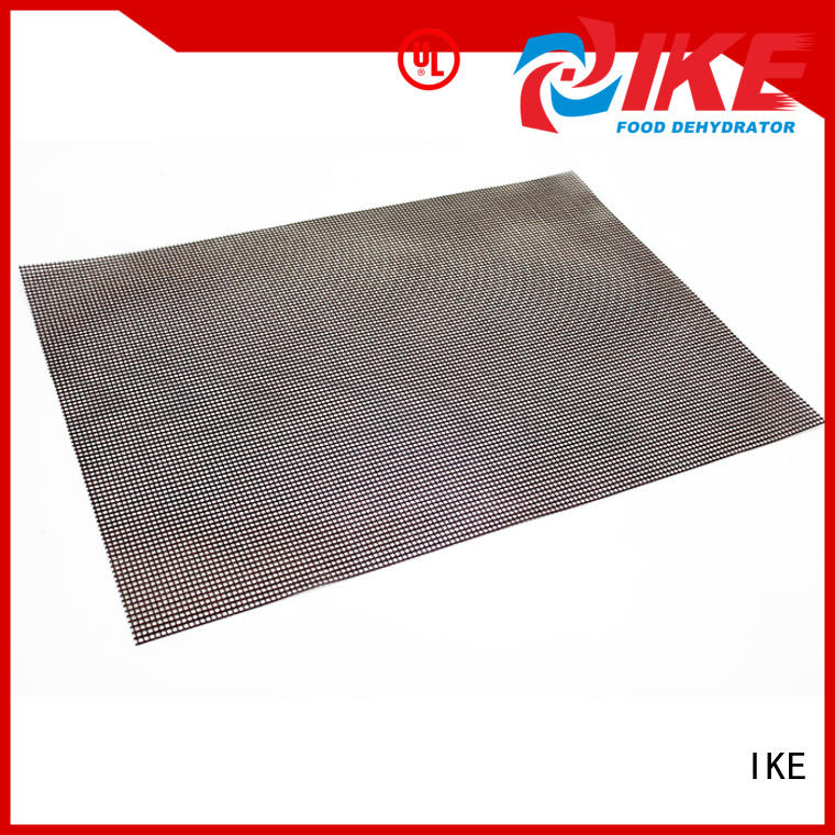 IKE round stainless steel wire shelves shelf for dehydrating