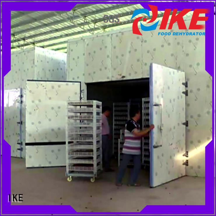 Custom industrial dehydrator machine dehydrator IKE