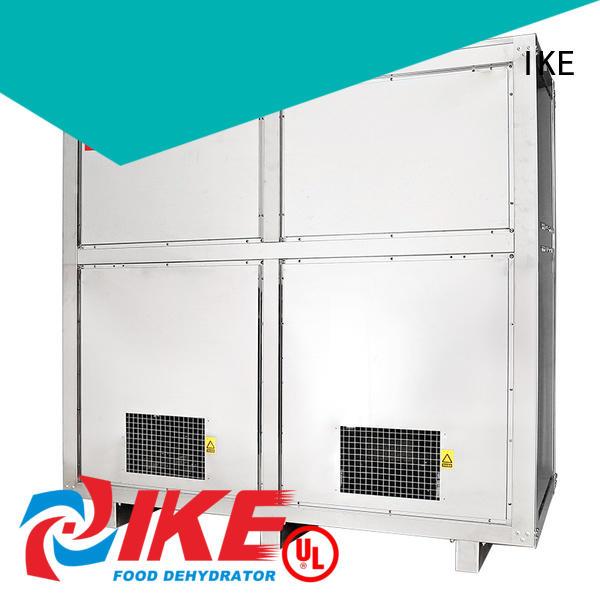 machine temperature vegetable IKE Brand professional food dehydrator factory