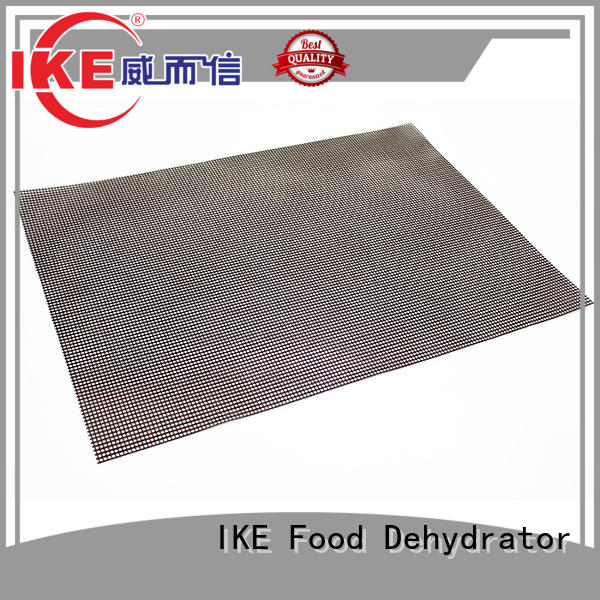 shelf mesh dehydrator trays panel IKE company