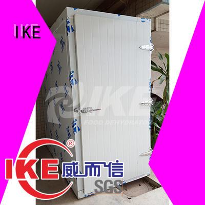 IKE digital stainless steel food dehydrator equipment fruit