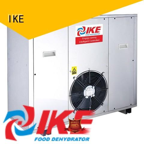 IKE low commercial food dryer machine middle fruit