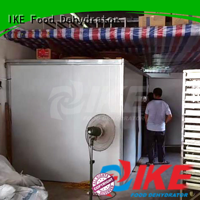 IKE drying chamber middle for jerky