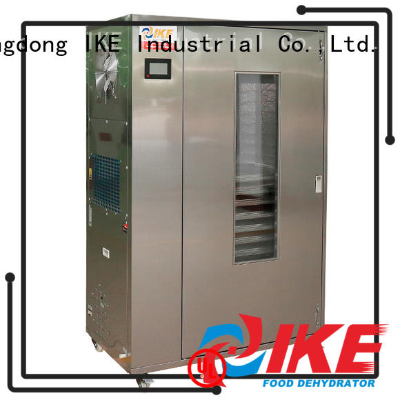 IKE electric drying oven middle for leave