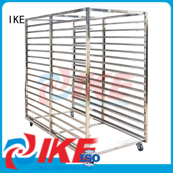 screen stainless steel shelves commercial dehydrator for vegetable IKE