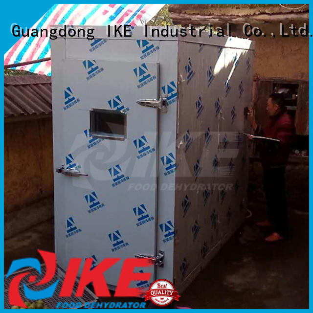 IKE Brand stainless drying professional food dehydrator dryer supplier