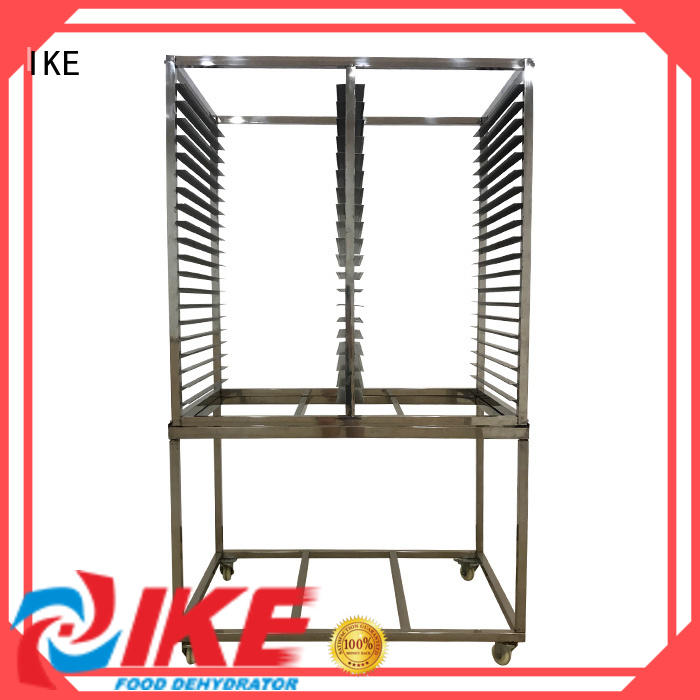 steel stainless steel shelf rack dehydrator for food
